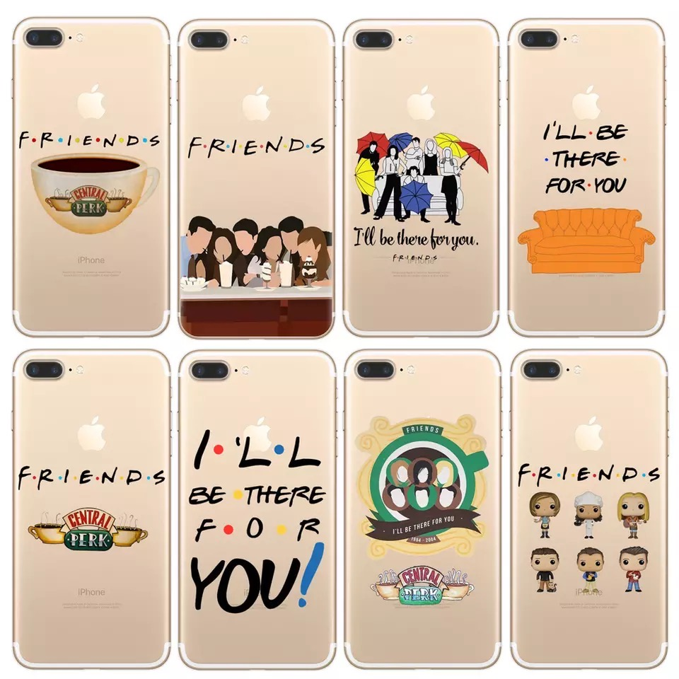 כיסוי אייפון חברים