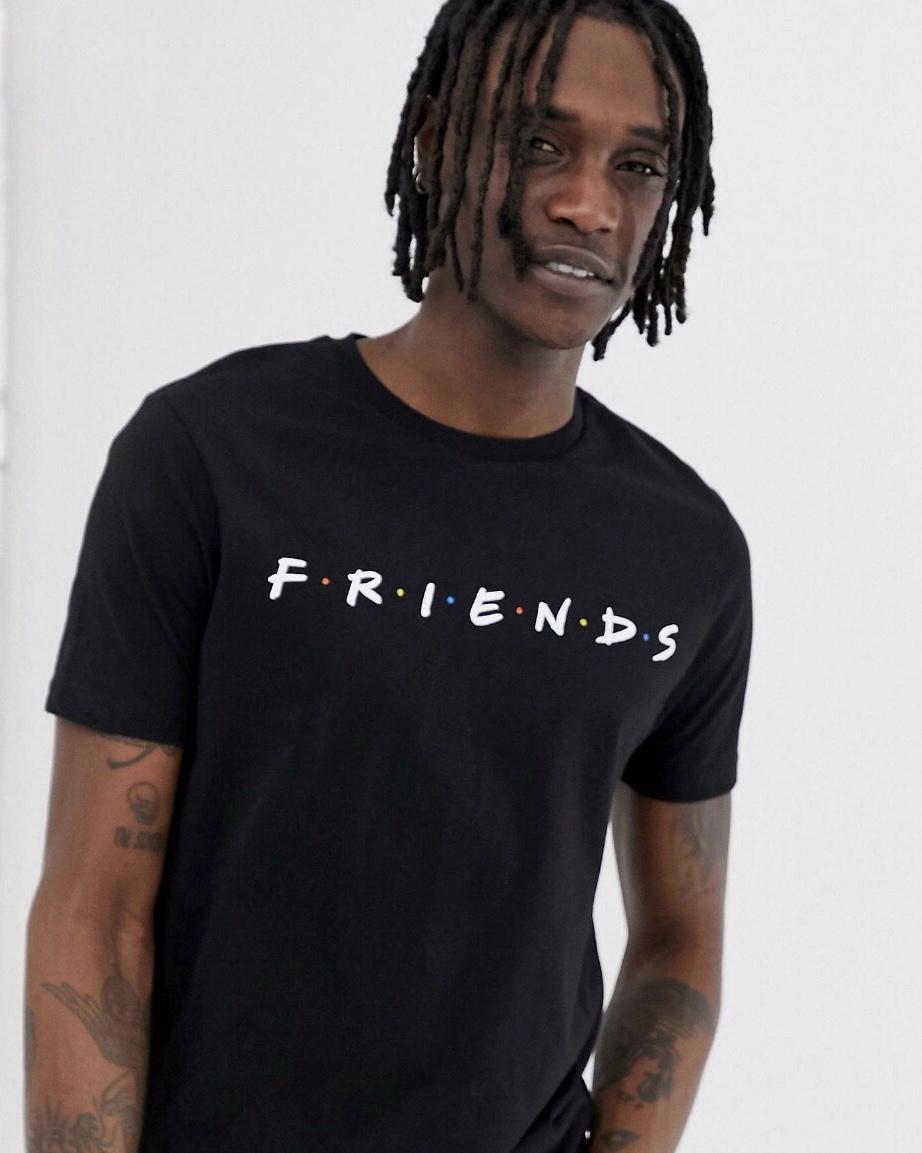 טישירט חברים לגברים men friends tshirt