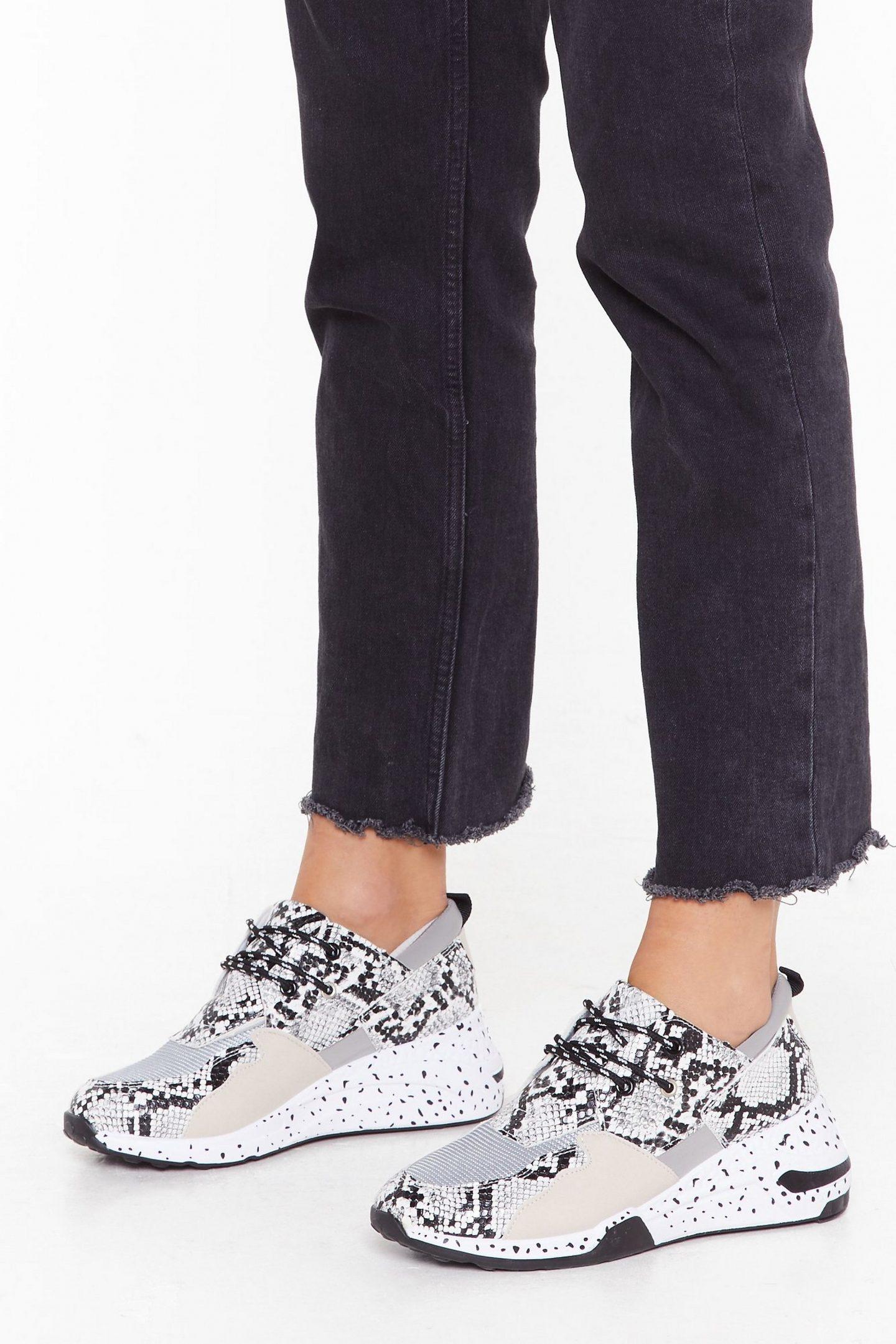 nasty gal sneakers נסטי גל סניקרס