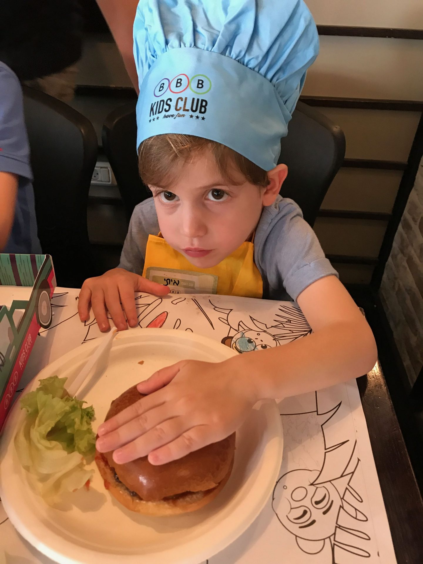 סדנת שף צעיר bbb – 14