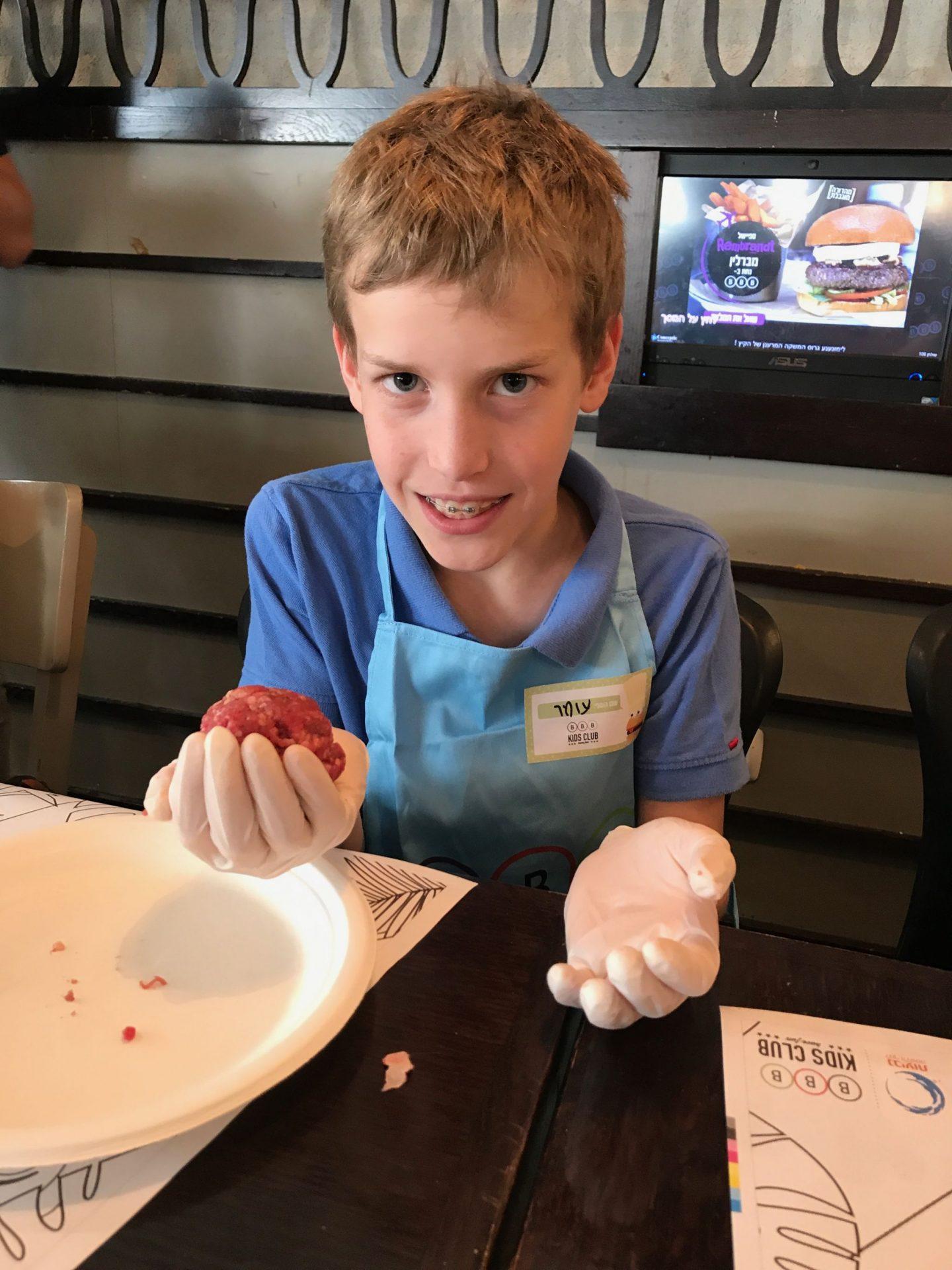סדנת שף צעיר bbb – 2
