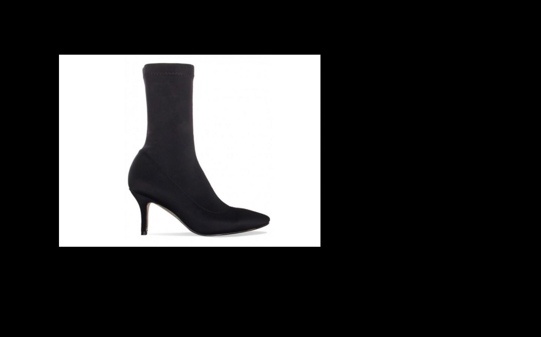 מגפי גרב צבע שחור