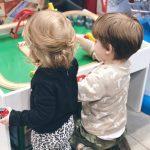 ילדים משחקים רשת פאזלנד