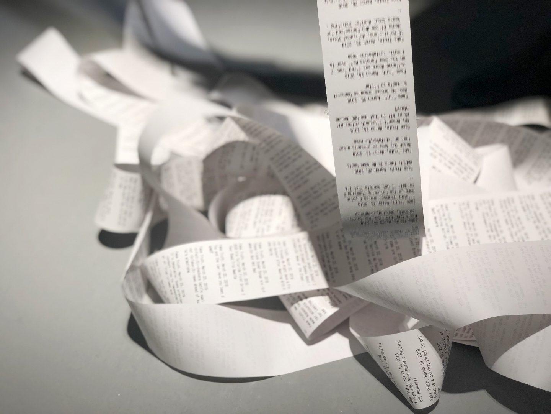 מוזיאון חיפה לאמנות תערוכה פייק ניוז1 צילה חסין כרמל ברנע ברזנר ג׳ונס