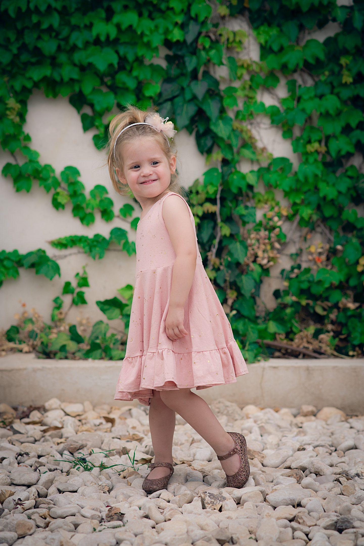 איה ויצנר שמלה מסתובבת עלמונת שמלות לילדות6