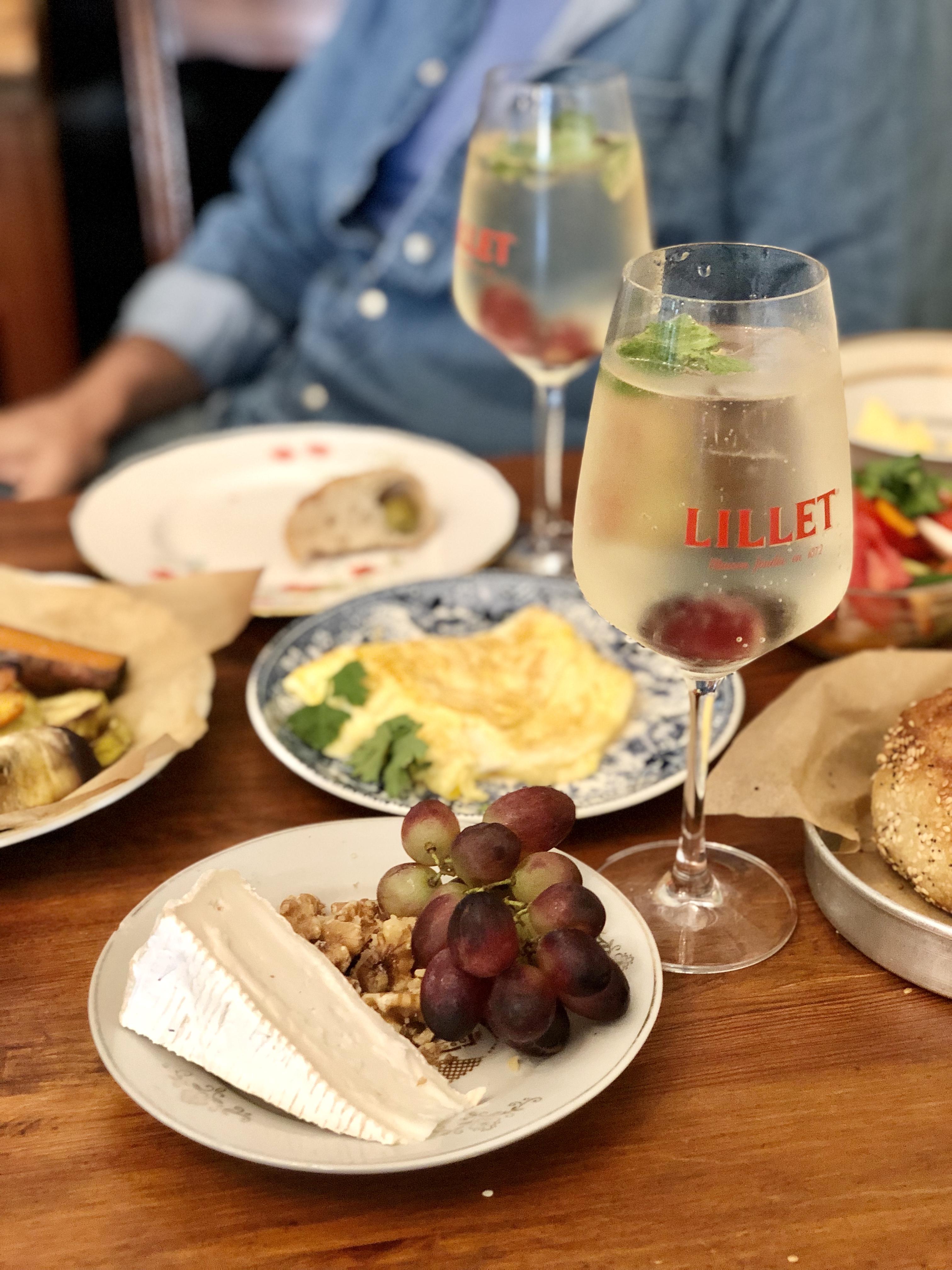 חמארת תלפיות ארוחת בוקר בחיפה