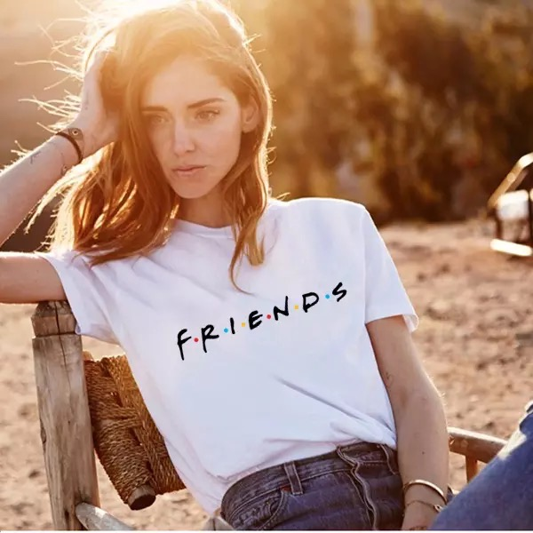 טישירט חברים friends tshirt