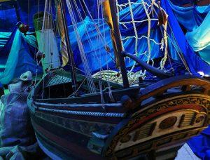 חדר בריחה המוזיאון הימי הלאומי שירי ויצנר