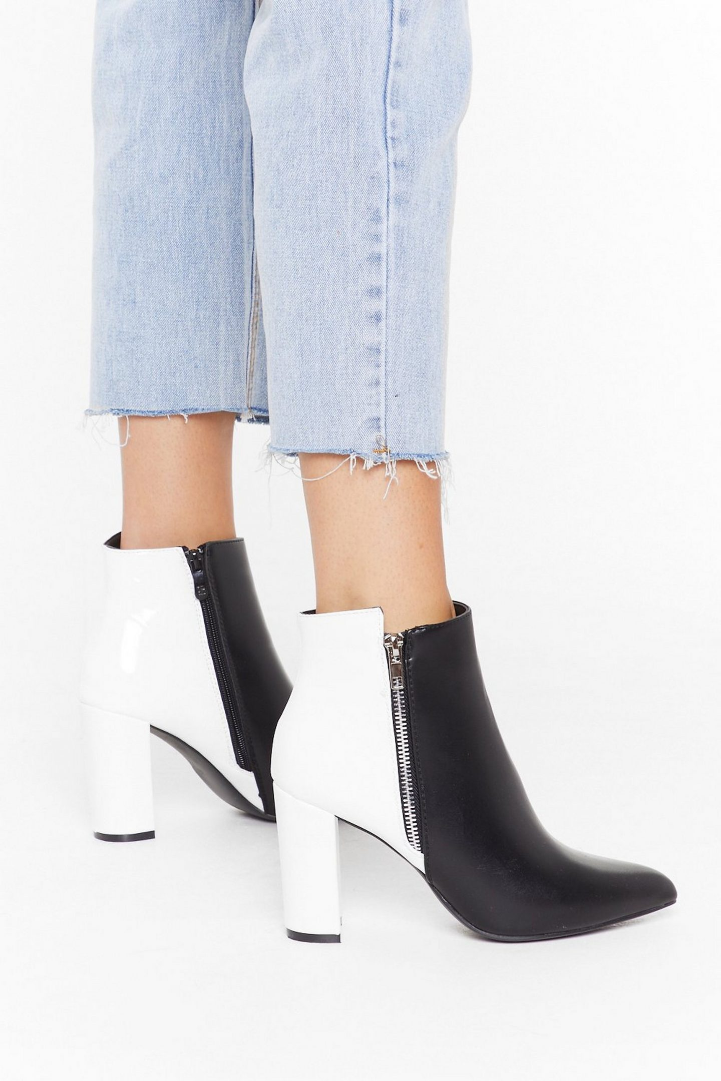 nasty gal boots and booties שירי ויצנר 13