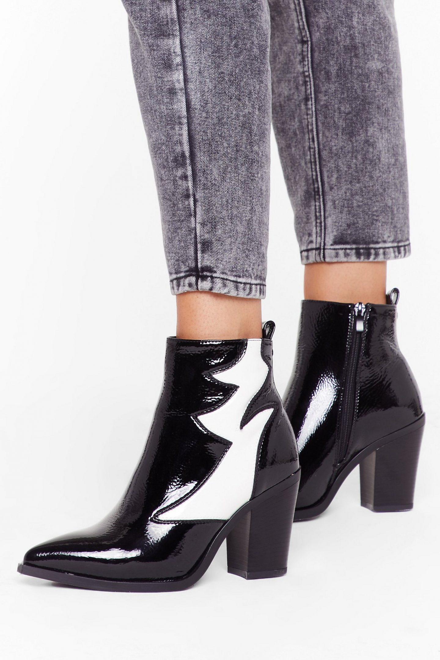 nasty gal boots and booties שירי ויצנר 2