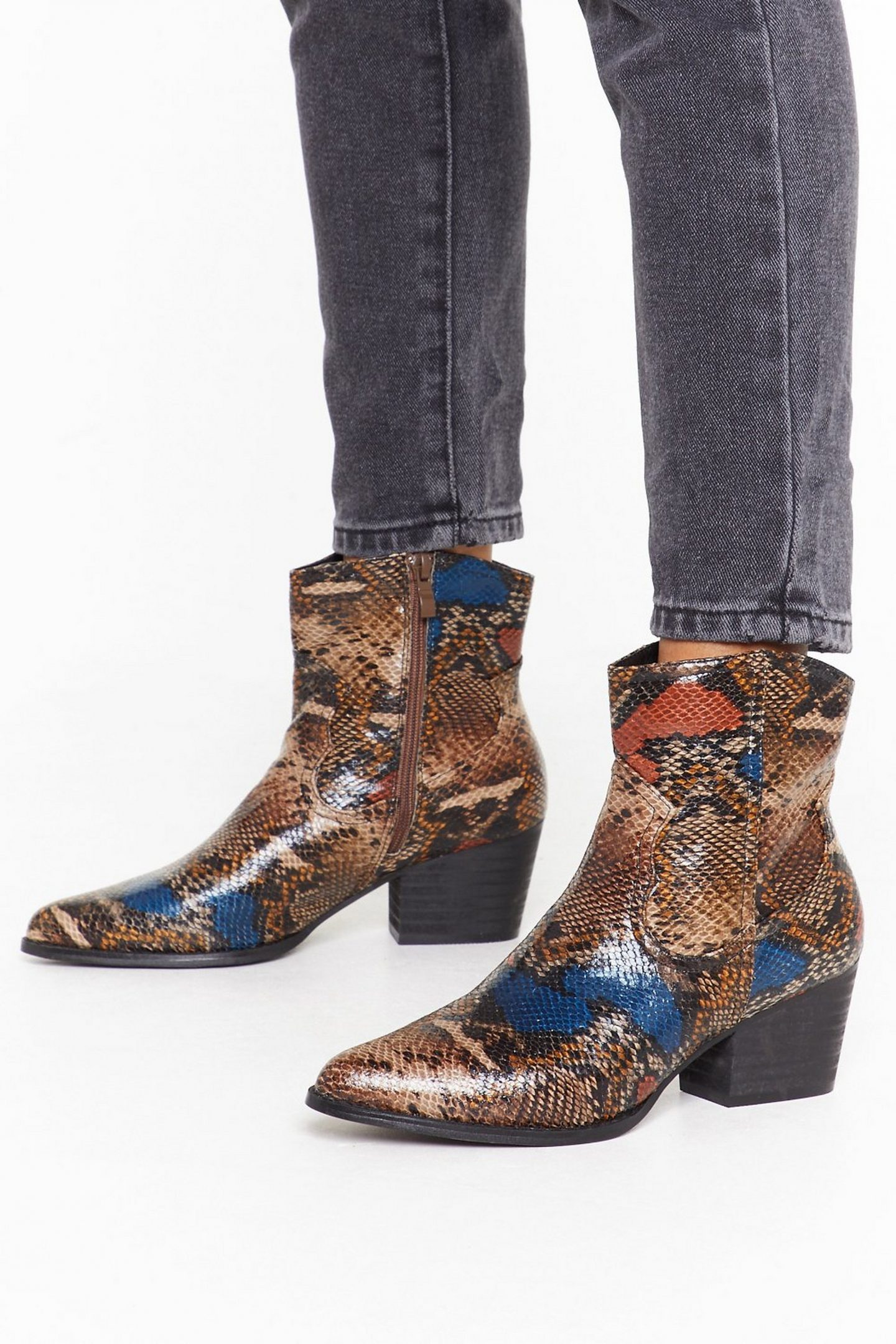 nasty gal boots and booties שירי ויצנר 7