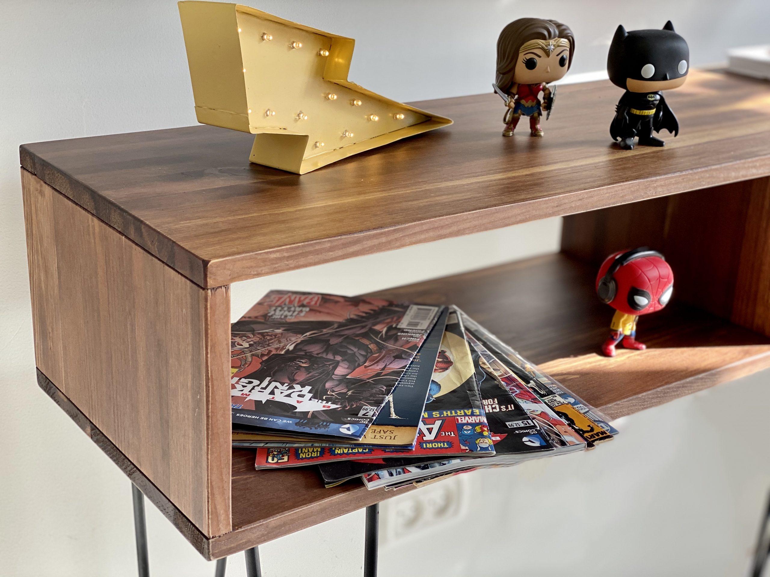 חדר גיבורי על קונסולה קואלה רהיטים שירי ויצנר בלוג חיפאית13