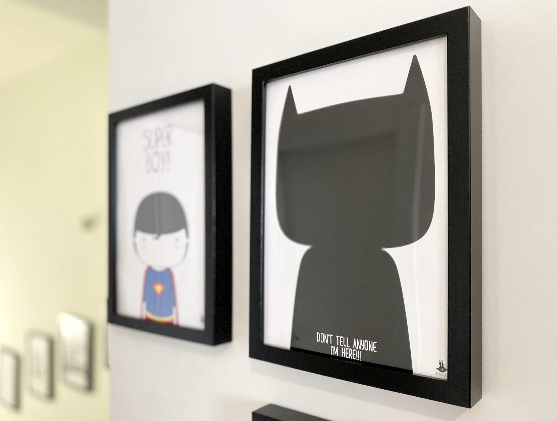 חדר גיבורי על קונסולה קואלה רהיטים שירי ויצנר בלוג חיפאית18