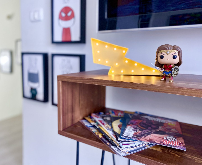 חדר גיבורי על קונסולה קואלה רהיטים שירי ויצנר בלוג חיפאית20