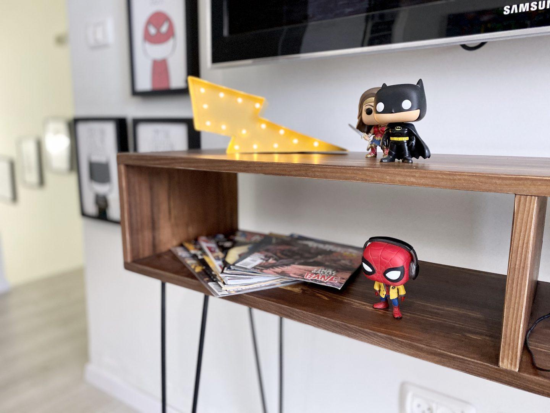 חדר גיבורי על קונסולה קואלה רהיטים שירי ויצנר בלוג חיפאית23