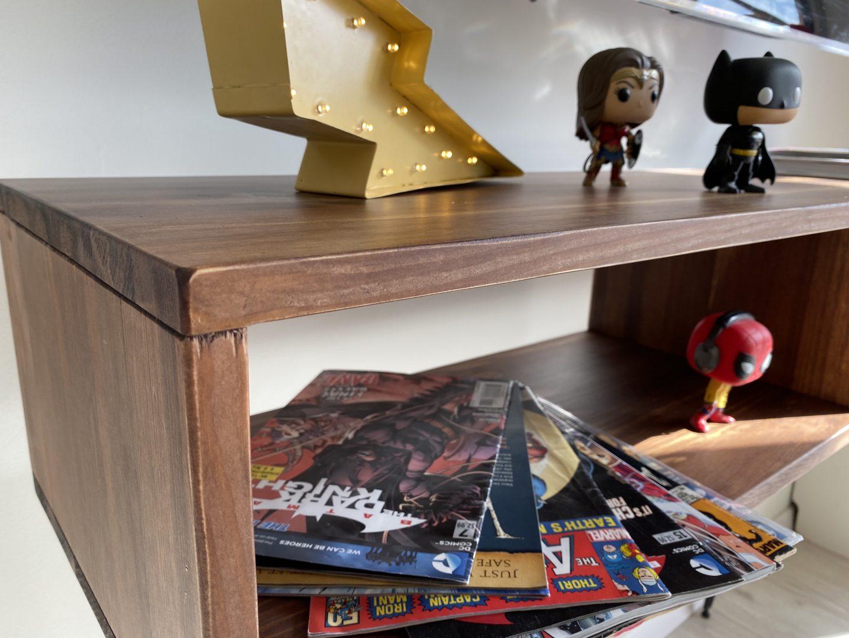 חדר גיבורי על קונסולה קואלה רהיטים שירי ויצנר בלוג חיפאית26