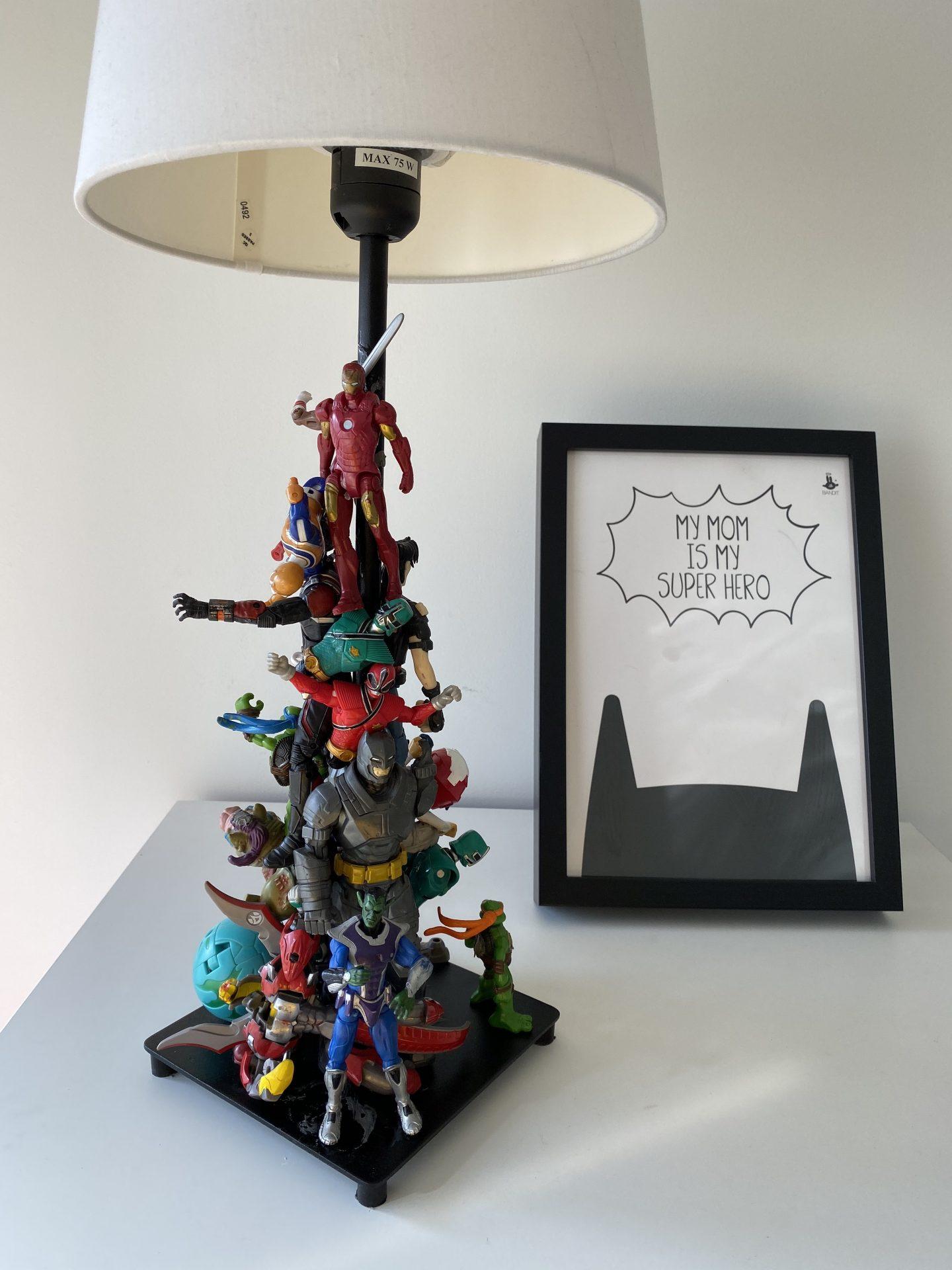חדר גיבורי על קונסולה קואלה רהיטים שירי ויצנר בלוג חיפאית27