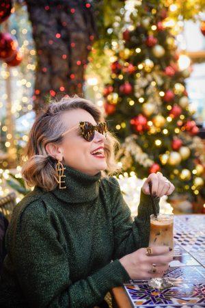 עץ אשוח חיפה החג של החגים שירי ויצנר