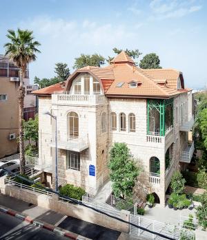 רחוב ירושלים 5 חיפה בית אליהו מזרחי