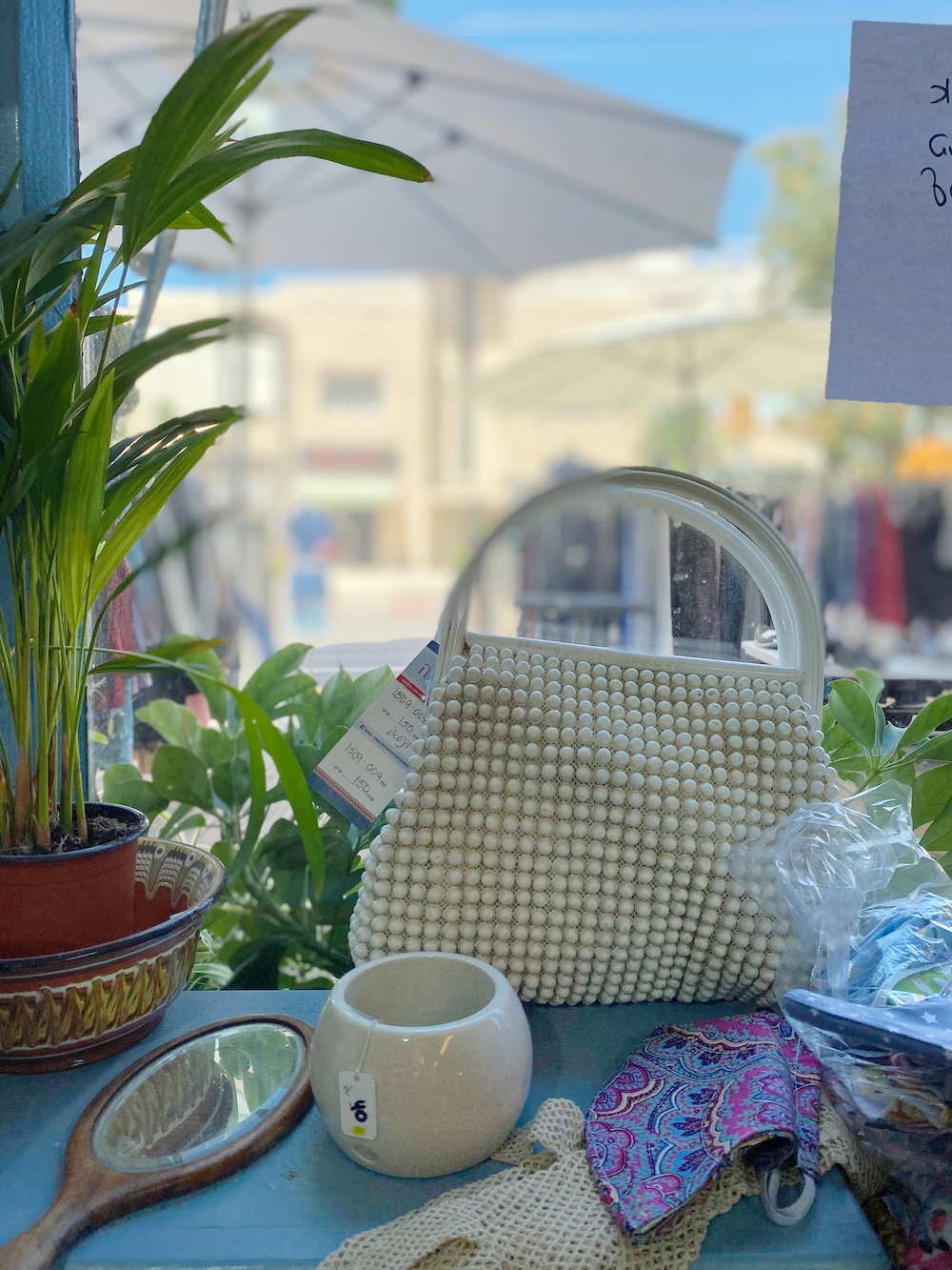 אניצ׳ה חנות וינטג׳ יד שניה שירי ויצנר בלוג חיפאית1