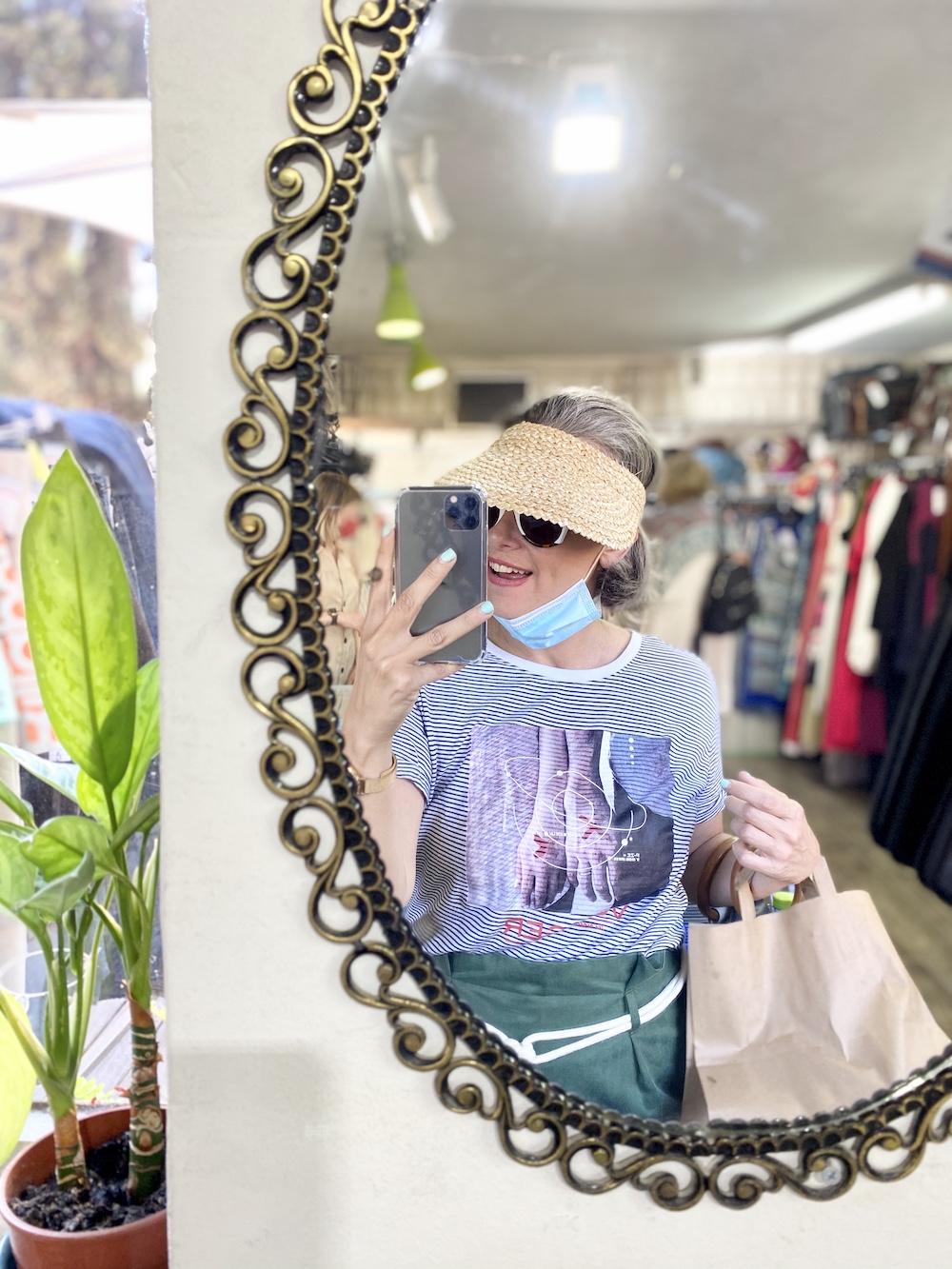 אניצ׳ה חנות וינטג׳ יד שניה שירי ויצנר בלוג חיפאית7