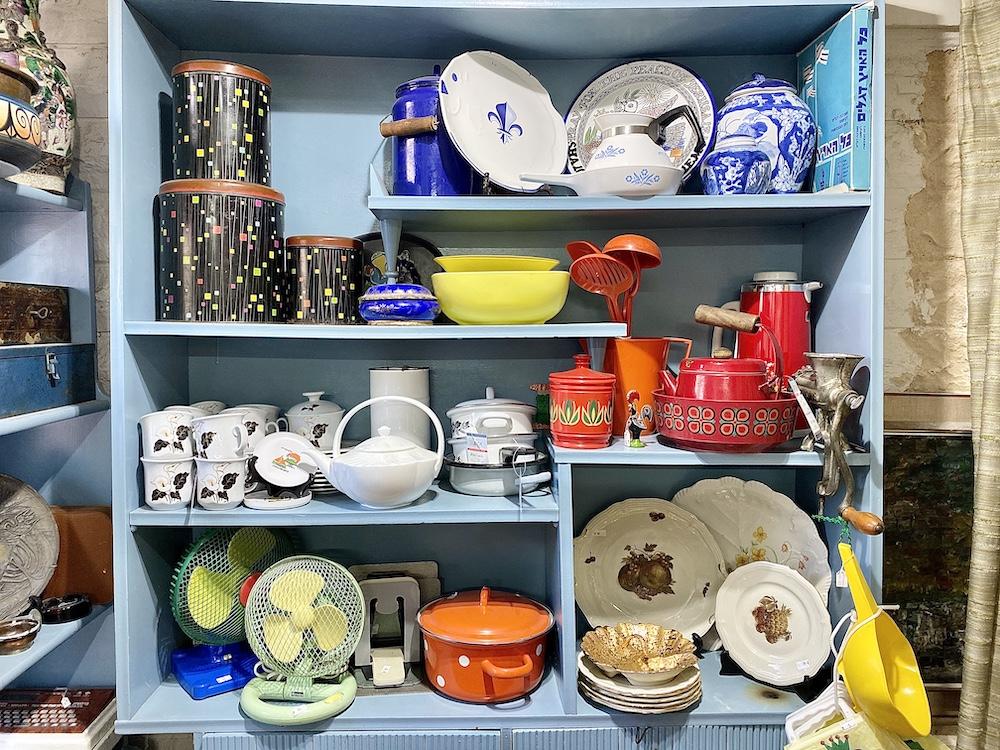 אניצ׳ה חנות וינטג׳ יד שניה שירי ויצנר בלוג חיפאית9