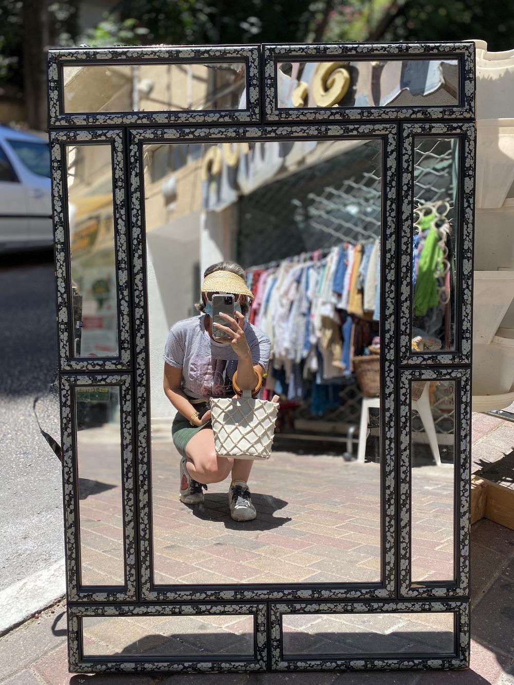 חנות יפה חנות וינטג׳ יד שניה שירי ויצנר בלוג חיפאית8