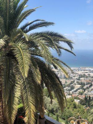 טיול רומנטי טיילת לואי יפה נוף חיפה שירי ויצנר בלוג חיפאית 3