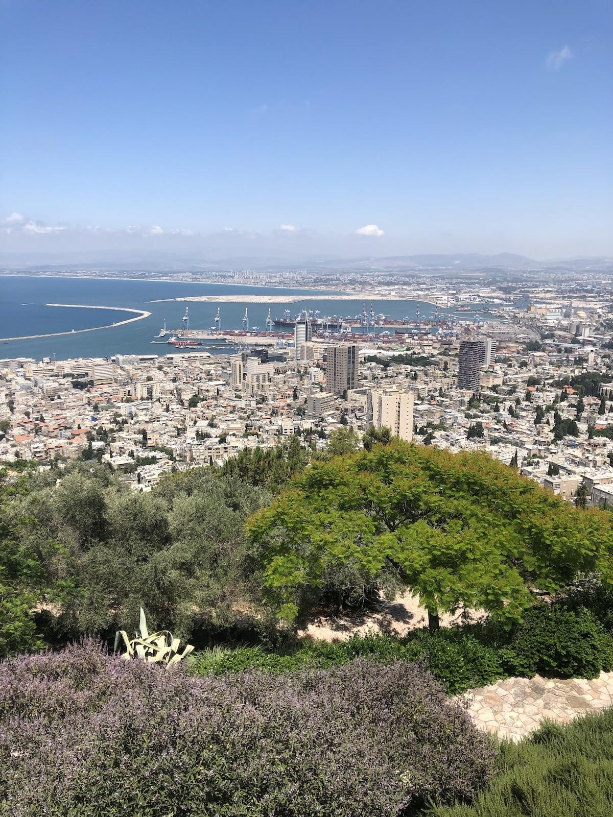 טיול רומנטי טיילת לואי יפה נוף חיפה שירי ויצנר בלוג חיפאית 5