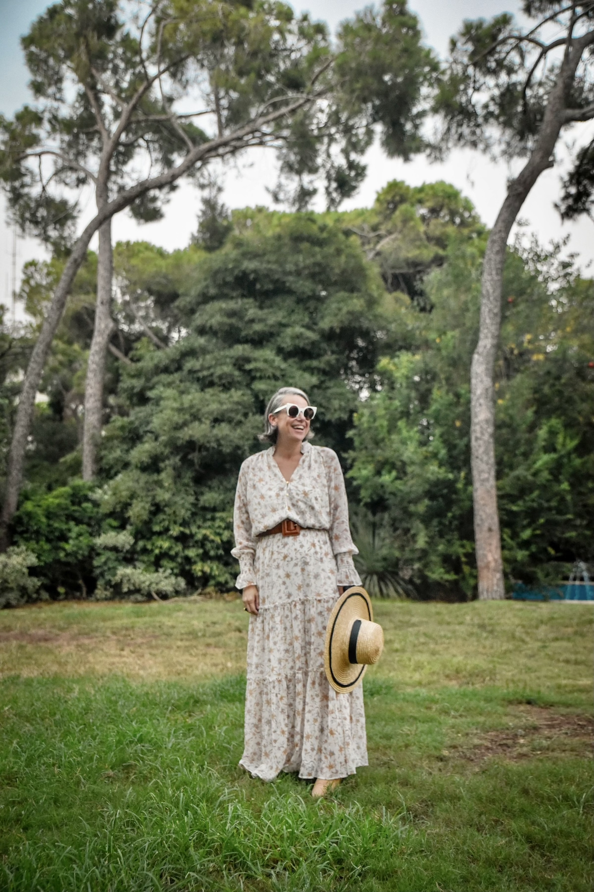 גן מניה שוחט שמלת מקסי פרחונית גולף שירי ויצנר בלוג חיפאית11