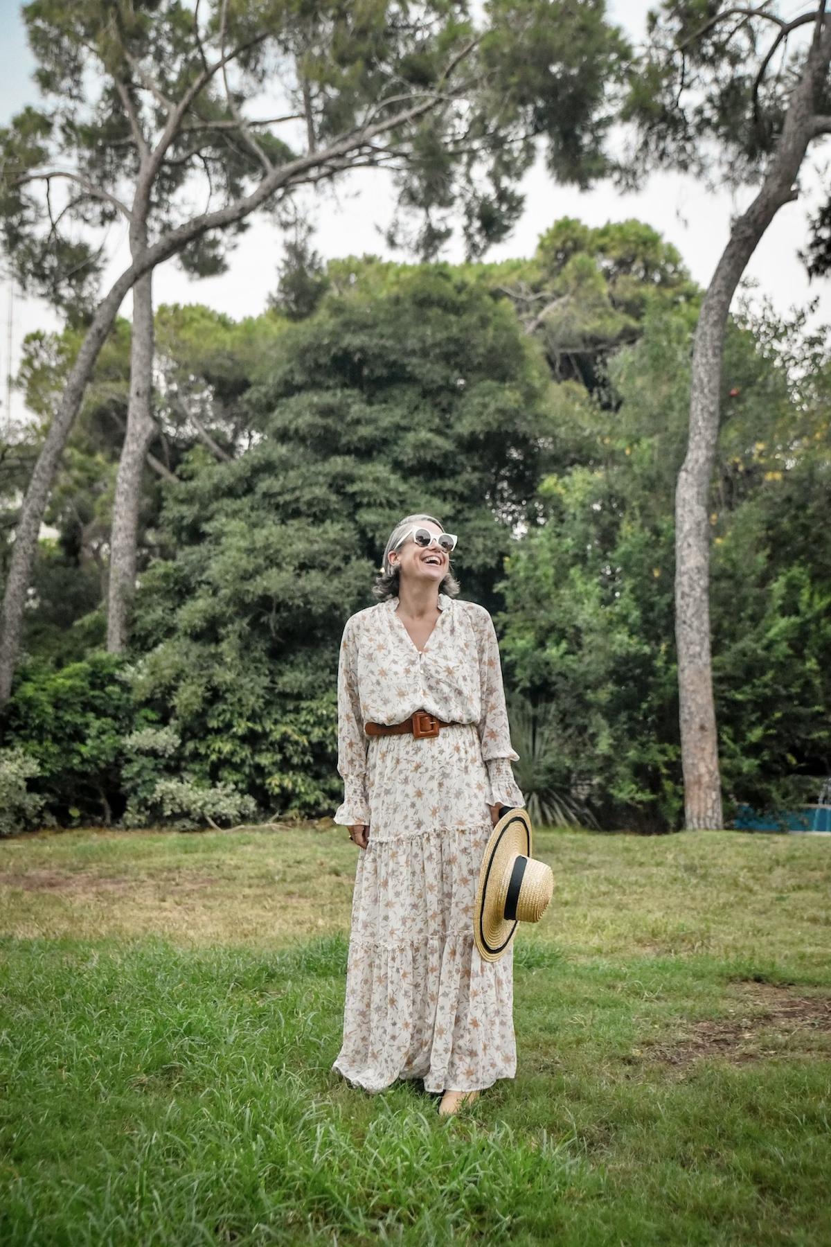גן מניה שוחט שמלת מקסי פרחונית גולף שירי ויצנר בלוג חיפאית6