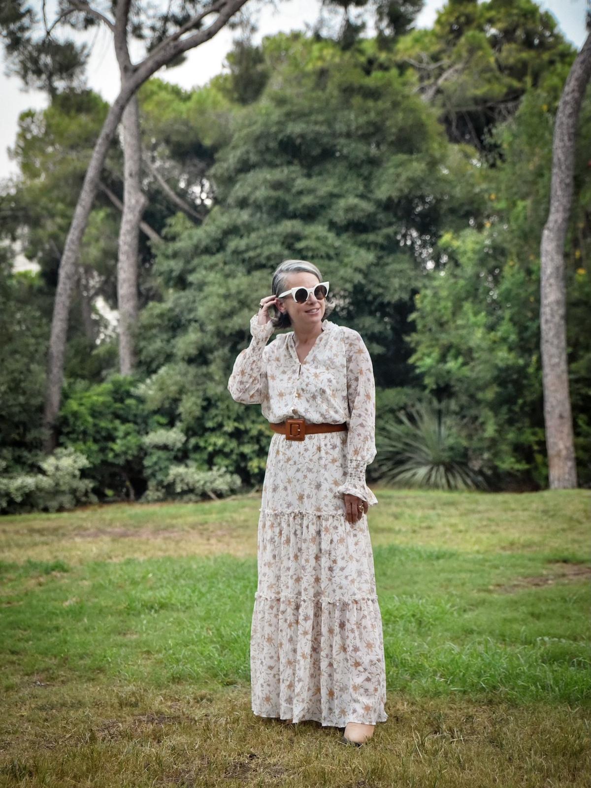 גן מניה שוחט שמלת מקסי פרחונית גולף שירי ויצנר בלוג חיפאית9