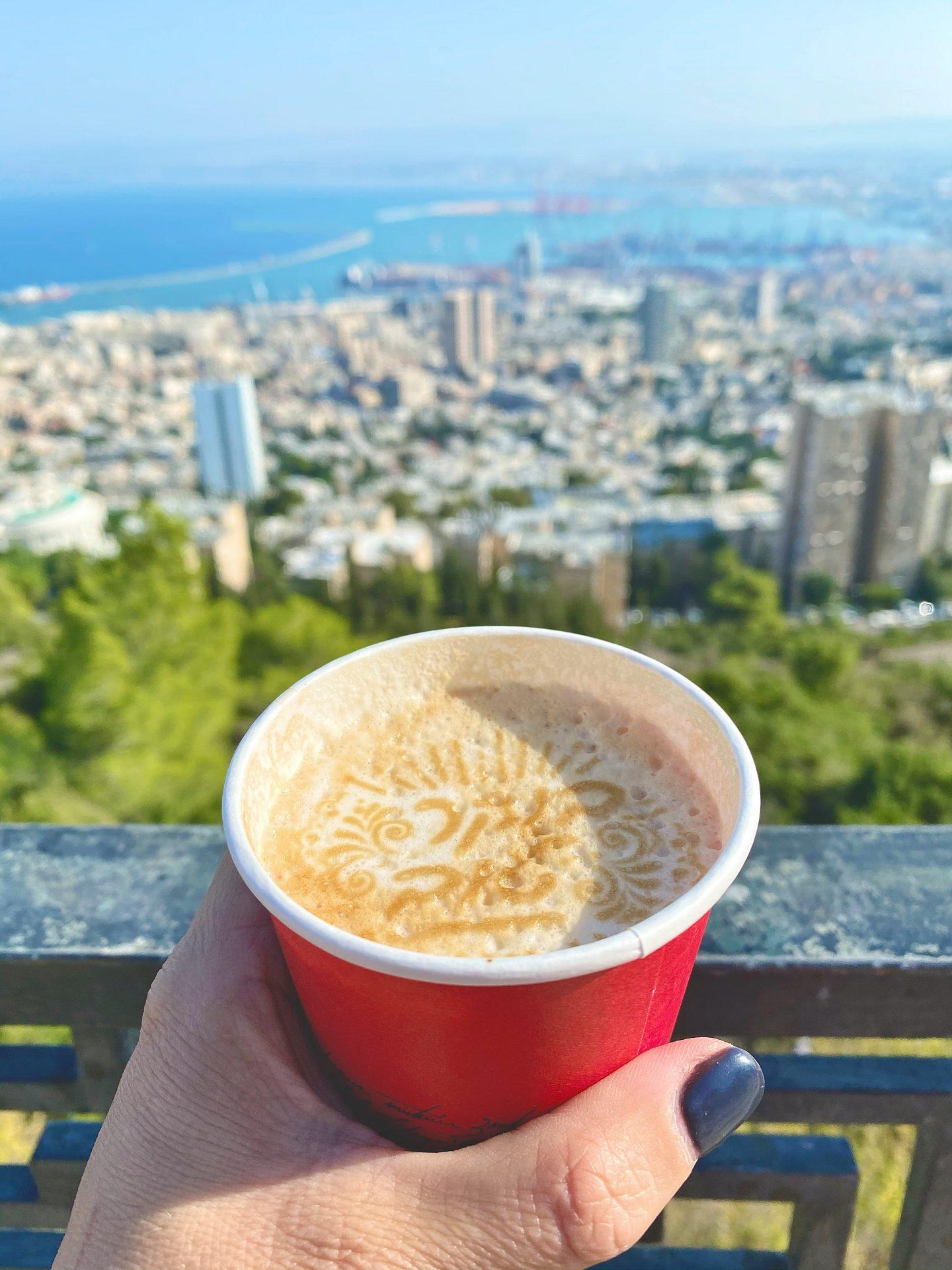 קפה לוריס משאית אוכל חיפה פודטראק שירי ויצנר בלוג חיפאית5