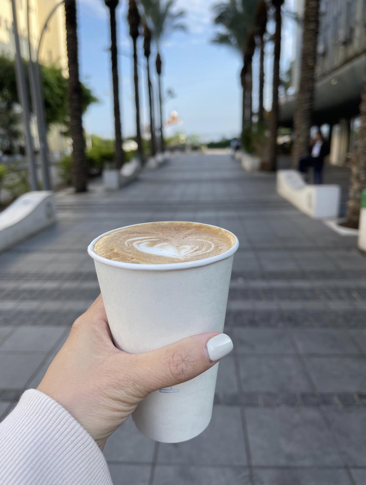 סיורי מייקרים קפה ומאפה בחיפה