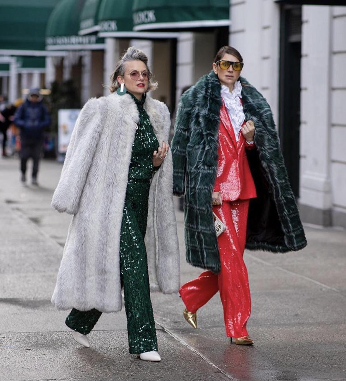 שבוע האופנה ניו יורק שירי ויצנר אורנה חיות בלוג חיפאית צילום אסף ליברפרוינד2