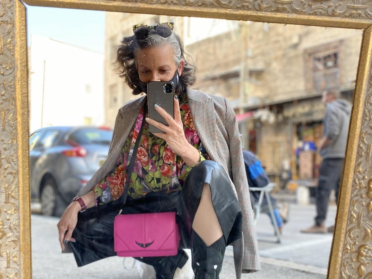 סיור מייקרים בחיפה עם שירי ויצנר
