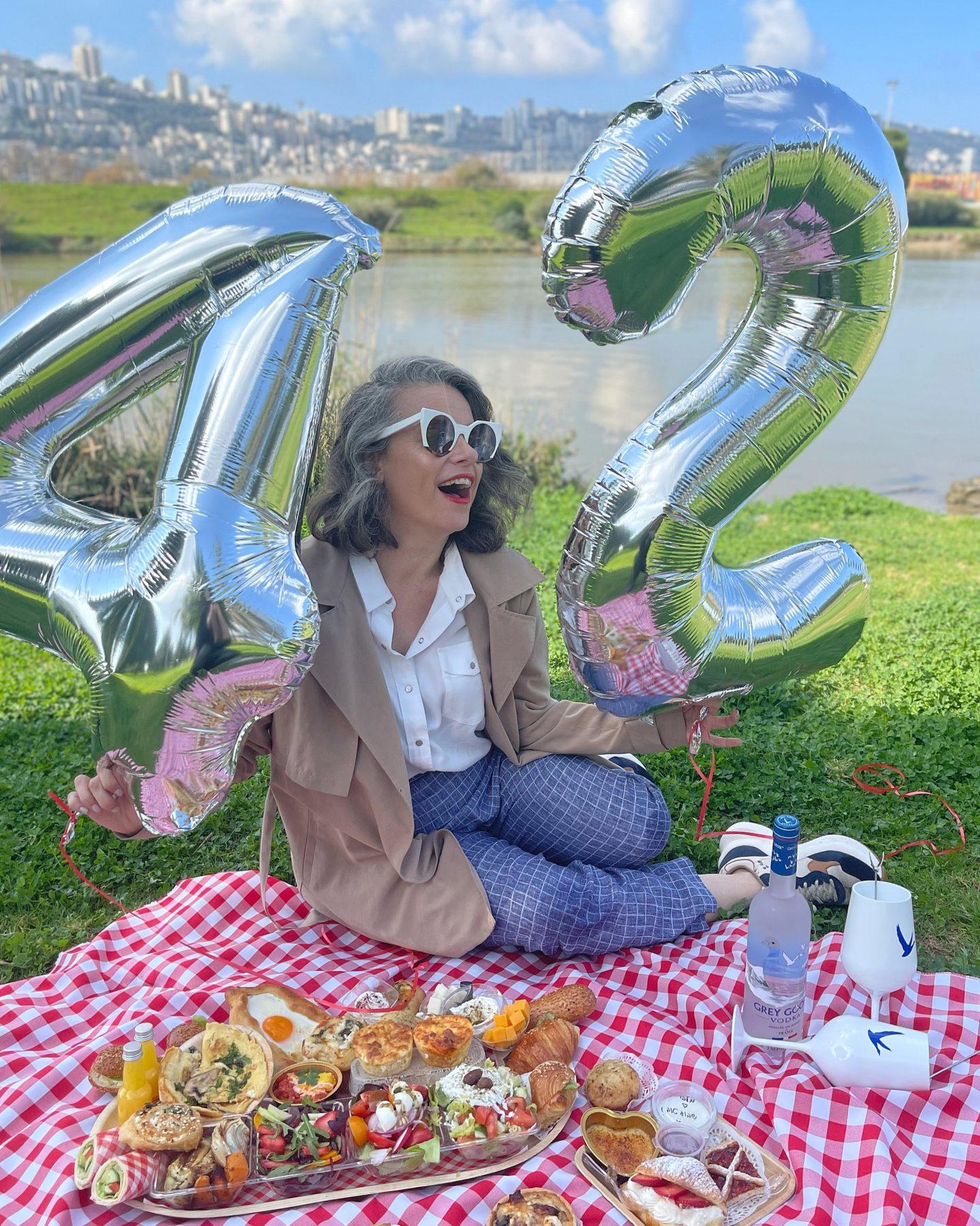 איך לחגוג יום הולדת 42