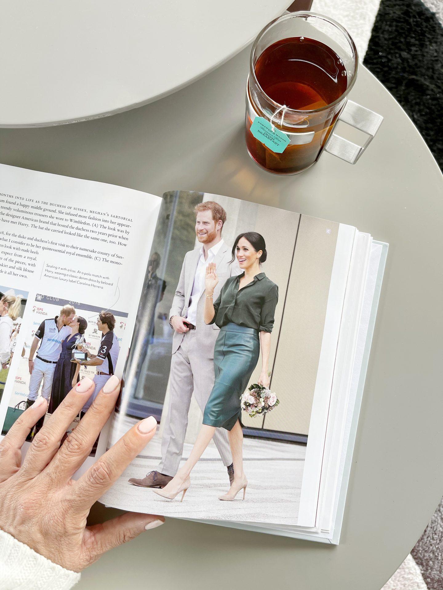 מייגן מרקל הנסיך הארי ספר אופנה מומלץ בית המלוכה הבריטי6