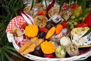 פירות חתוכים פיקניק בחיפה