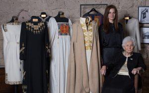 רות דיין שרון טל בית האופנה משכית צילום ברוך אפיק
