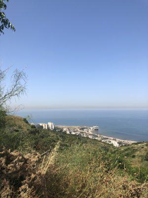 המקומות עם הנוף הכי יפה לים התיכון בארץ