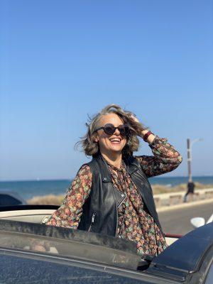 שירי ויצנר חיפאית בלוג אופנה מטיילת בחיפה קרוב לבית