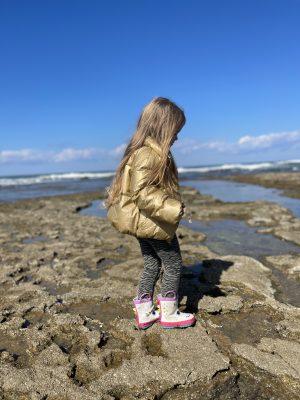 חוף הים בחיפה טיול משפחות