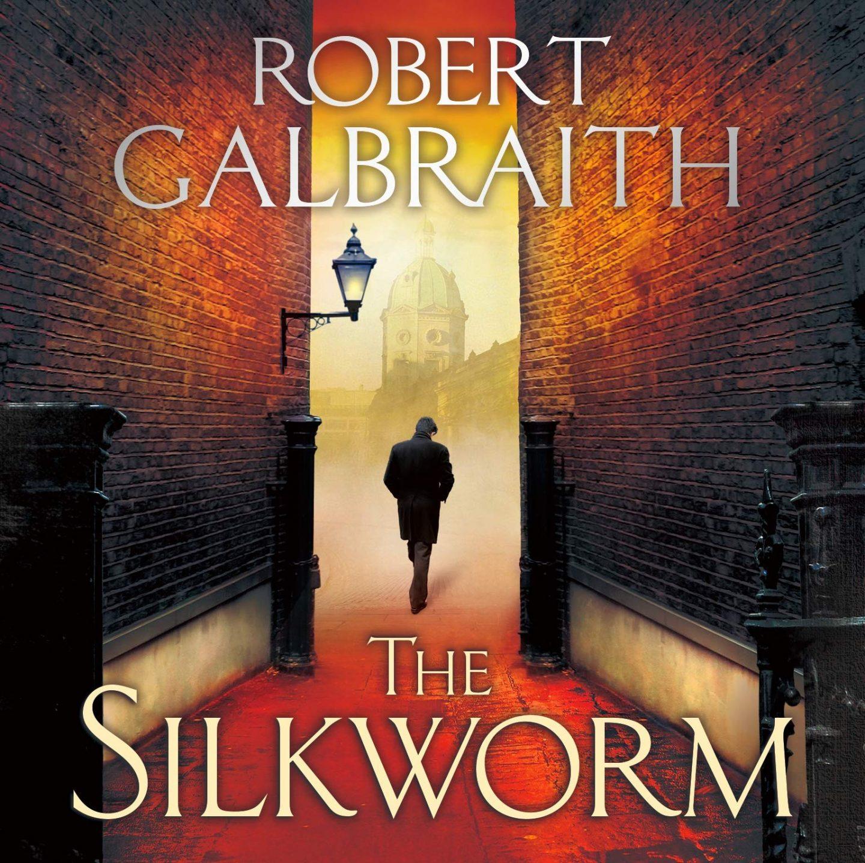 The Silkworm ספר סטרייק
