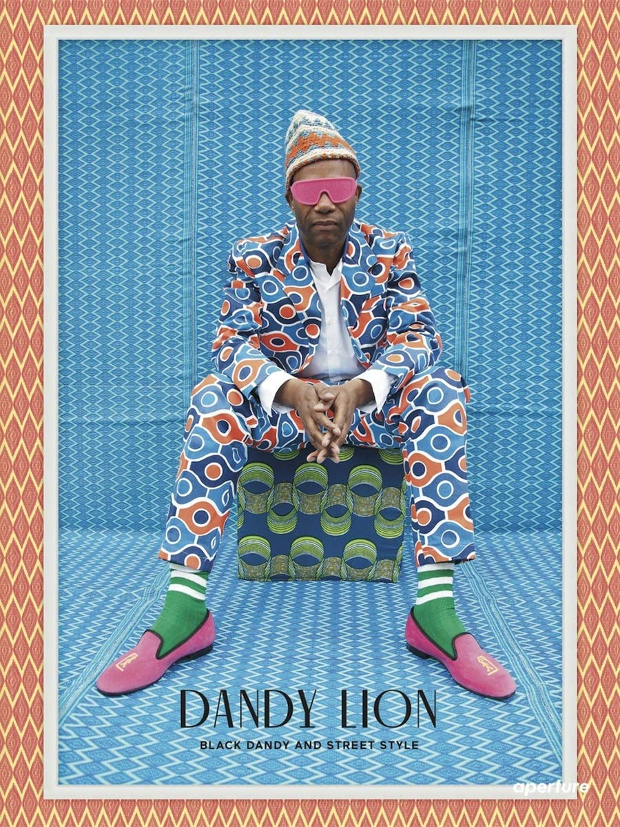 Dandy Lion – The Black Dandy and Street Style