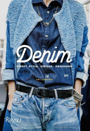 ספר אופנת הרחוב ממוקד ג׳ינס