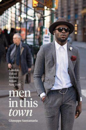 ספר אופנת רחוב המלא לגברים
