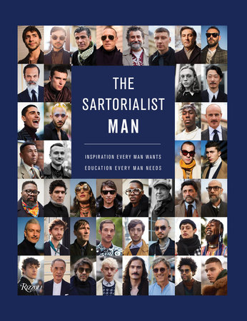 The Sartorialist men book scott schuman