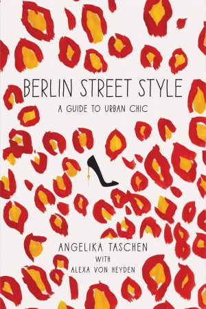 ספר צילומי אופנת רחוב מברלין