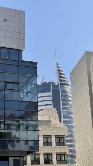 אדריכלות חיפה בניין הטיל בית המשפט
